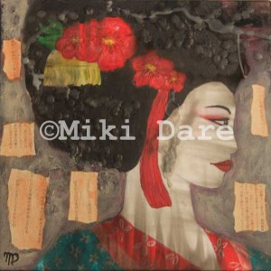 The Future Burnt Remains to be Seen by Miki Dare